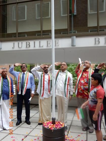 Independence Day Celebration 2015